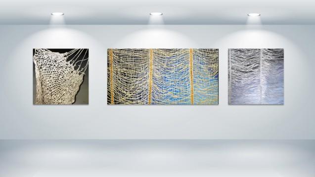 Exposición de óleos sobre lienzo. Hiperrealismo de Mariu F. Lacayo, 2007.