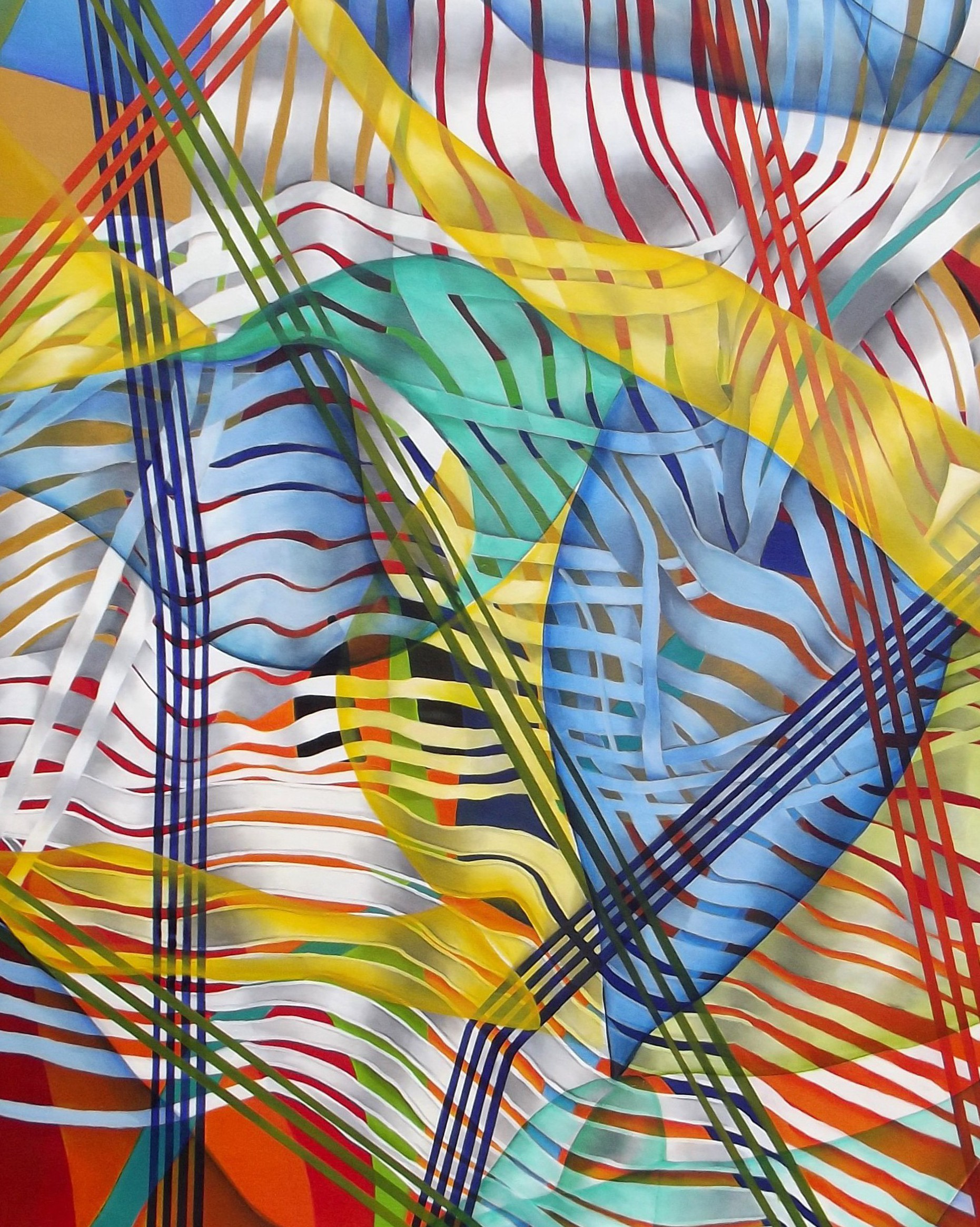 b610f64166 Mariu F. Lacayo, arte multidimensional | arteresponsable centroamericano