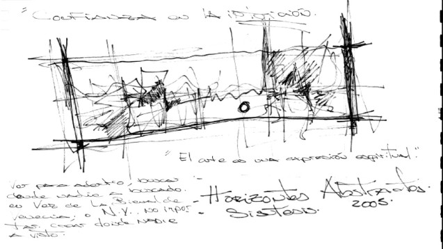 Página de la bitácora de Cristina Gutiérrez-Cruz, 2004.