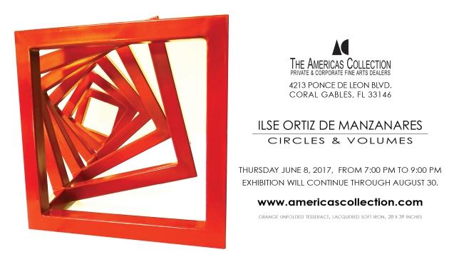 ILSE ORTIZ DE MANZANARES INVITATION